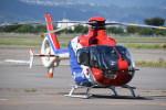 kumagorouさんが、仙台空港で撮影した毎日新聞社 EC135T1の航空フォト(写真)