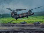 NOCKsさんが、東富士演習場で撮影した陸上自衛隊 CH-47JAの航空フォト(写真)