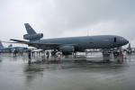 雲霧さんが、横田基地で撮影したアメリカ空軍 KC-10A Extender (DC-10-30CF)の航空フォト(写真)