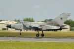 ちゃぽんさんが、フェアフォード空軍基地で撮影したイタリア空軍 Tornado IDSの航空フォト(写真)