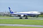 Tango-4さんが、高知空港で撮影した全日空 777-281の航空フォト(写真)