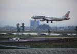 タミーさんが、仙台空港で撮影したジェイ・エア ERJ-190-100(ERJ-190STD)の航空フォト(写真)