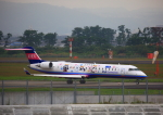 タミーさんが、仙台空港で撮影したアイベックスエアラインズ CL-600-2C10 Regional Jet CRJ-702ERの航空フォト(写真)