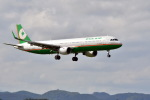 anyoziさんが、仙台空港で撮影したエバー航空 A321-211の航空フォト(写真)