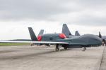 Y-Kenzoさんが、横田基地で撮影したアメリカ空軍 RQ-4B-40 Global Hawkの航空フォト(写真)
