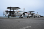 sukiさんが、三沢飛行場で撮影した航空自衛隊 E-2C Hawkeyeの航空フォト(写真)