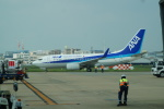 FRTさんが、福岡空港で撮影した全日空 737-781の航空フォト(飛行機 写真・画像)