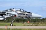 もぐ3さんが、小松空港で撮影した航空自衛隊 F-15DJ Eagleの航空フォト(写真)