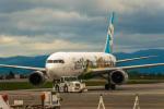 Cygnus00さんが、旭川空港で撮影したAIR DO 767-381の航空フォト(写真)