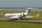 動物村猫君さんが、大分空港で撮影した海上保安庁 G-V Gulfstream Vの航空フォト(写真)