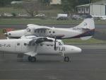 ヒロリンさんが、ナンディ国際空港で撮影したパシフィックアイランドエア DHC-3 Otterの航空フォト(写真)