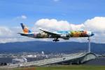 T.Sazenさんが、関西国際空港で撮影した全日空 777-381の航空フォト(写真)