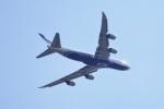 レドームさんが、成田国際空港で撮影した日本貨物航空 747-8KZF/SCDの航空フォト(写真)