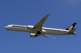 多楽さんが、成田国際空港で撮影したシンガポール航空 787-10の航空フォト(写真)
