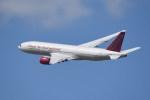 kumagorouさんが、仙台空港で撮影したオムニエアインターナショナル 777-2U8/ERの航空フォト(写真)
