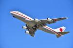 mike48さんが、千歳基地で撮影した航空自衛隊 747-47Cの航空フォト(写真)