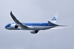 くれないさんが、関西国際空港で撮影したKLMオランダ航空 787-9の航空フォト(写真)