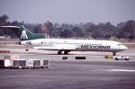 ITM58さんが、ロサンゼルス国際空港で撮影したメキシカーナ航空の航空フォト(写真)