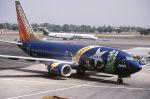 ITM58さんが、ロサンゼルス国際空港で撮影したサウスウェスト航空 737-7H4の航空フォト(写真)