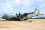 suu451さんが、小松空港で撮影した航空自衛隊 C-130H Herculesの航空フォト(写真)