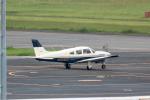 Y-Kenzoさんが、大分空港で撮影した日本個人所有 PA-28R-201 Arrow IIIの航空フォト(写真)