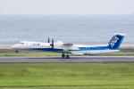 Y-Kenzoさんが、大分空港で撮影したANAウイングス DHC-8-402Q Dash 8の航空フォト(写真)