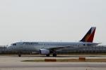 ハピネスさんが、関西国際空港で撮影したフィリピン航空 A320-214の航空フォト(写真)