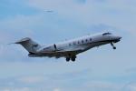 yabyanさんが、中部国際空港で撮影したプライベートエア BD-100 Challenger 300/350の航空フォト(飛行機 写真・画像)