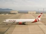 さんぜんさんが、中部国際空港で撮影したエア・カナダ・ルージュ 767-3Q8/ERの航空フォト(写真)