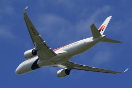多楽さんが、成田国際空港で撮影したマレーシア航空 A350-941XWBの航空フォト(写真)