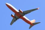 多楽さんが、成田国際空港で撮影したチェジュ航空 737-8GJの航空フォト(写真)