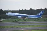 ハヤテBRさんが、成田国際空港で撮影した全日空 767-381の航空フォト(写真)