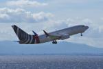yabyanさんが、中部国際空港で撮影したBBJ One 737-7CJ BBJの航空フォト(飛行機 写真・画像)