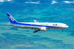 kuraykiさんが、新石垣空港で撮影した全日空 777-281/ERの航空フォト(写真)
