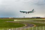 Cygnus00さんが、新千歳空港で撮影したキャセイパシフィック航空 777-267の航空フォト(写真)