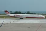 たみぃさんが、金門空港で撮影した遠東航空 MD-83 (DC-9-83)の航空フォト(写真)