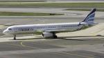 coolinsjpさんが、金浦国際空港で撮影したエアプサン A321-231の航空フォト(写真)