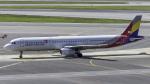 coolinsjpさんが、金浦国際空港で撮影したアシアナ航空 A321-231の航空フォト(写真)