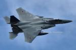 かずかずさんが、小松空港で撮影した航空自衛隊 F-15J Eagleの航空フォト(写真)
