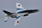 かずかずさんが、小松空港で撮影した航空自衛隊 T-4の航空フォト(写真)