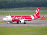 むらさめさんが、新千歳空港で撮影したエアアジア・ジャパン A320-216の航空フォト(写真)