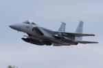 あずち88さんが、小松空港で撮影した航空自衛隊 F-15の航空フォト(写真)