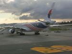 ヒロリンさんが、オークランド空港で撮影したマレーシア航空 A330-223の航空フォト(写真)