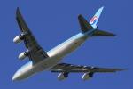 多楽さんが、成田国際空港で撮影した大韓航空 747-8B5の航空フォト(写真)