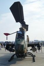 kaeru6006さんが、明野駐屯地で撮影した陸上自衛隊 AH-1Sの航空フォト(写真)