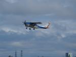 ここはどこ?さんが、札幌飛行場で撮影した北海道航空 TU206G Turbo Stationair 6 IIの航空フォト(写真)