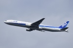 T.Kawaseさんが、羽田空港で撮影した全日空 777-381の航空フォト(写真)