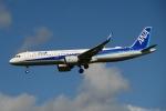 E-75さんが、函館空港で撮影した全日空 A321-272Nの航空フォト(写真)