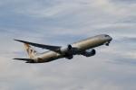飛行機ゆうちゃんさんが、成田国際空港で撮影したエティハド航空 787-9の航空フォト(写真)