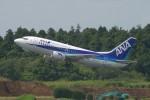 Smyth Newmanさんが、成田国際空港で撮影したANAウイングス 737-54Kの航空フォト(写真)